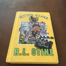 Load image into Gallery viewer, Rotten School (R.L. Stine) -chapter