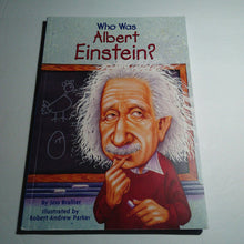 Load image into Gallery viewer, Who was Albert Einstein?- notable person
