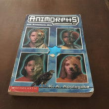 Load image into Gallery viewer, The Andalite's Gift (Animorphs) (K.A. Applegate) -series