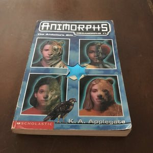 The Andalite's Gift (Animorphs) (K.A. Applegate) -series