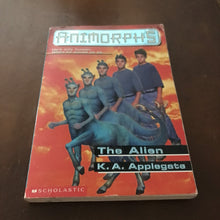 Load image into Gallery viewer, The Alien (Animorphs) (K.A. Applegate) -series