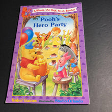 Load image into Gallery viewer, Pooh's Hero Party -reader