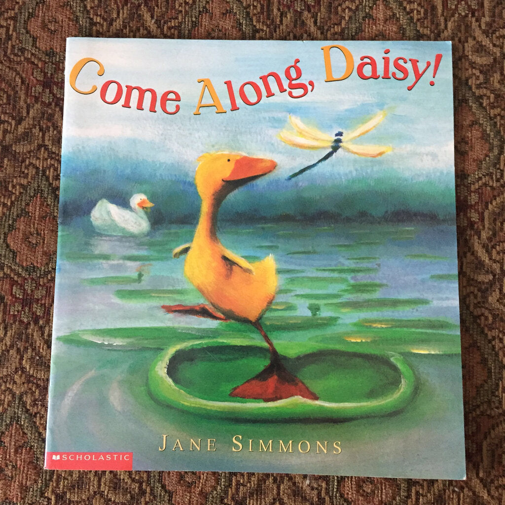 Come Along Daisy (Jane Simmons) -paperback