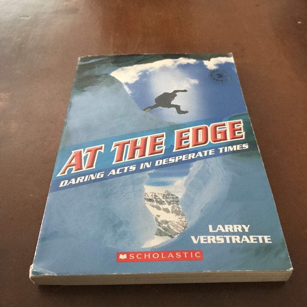 At the Edge (Larry Verstraete) -chapter
