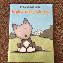 Load image into Gallery viewer, Digby Takes Charge (Caroline Jayne Church) -paperback