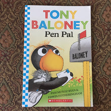 Load image into Gallery viewer, Tony Baloney (Scholastic) -reader