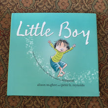 Load image into Gallery viewer, Little Boy (Alison McGhee) -hardcover