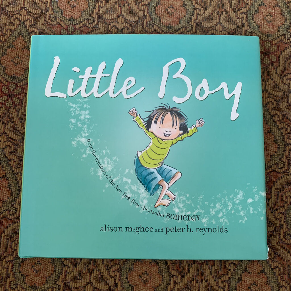 Little Boy (Alison McGhee) -hardcover