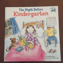 Load image into Gallery viewer, The Night Before Kindergarten -school
