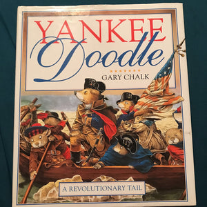 Yankee doodle: A Revolutionary Tail-Notable Event
