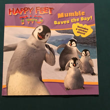 Load image into Gallery viewer, Mumble Saves the Day! (Happy Feet)-Character