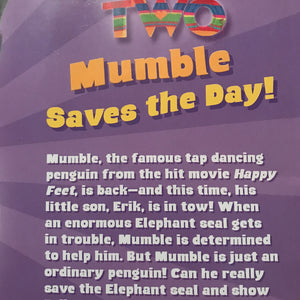 Mumble Saves the Day! (Happy Feet)-Character