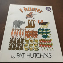 Load image into Gallery viewer, 1 Hunter (Pat Hutchins) -paperback