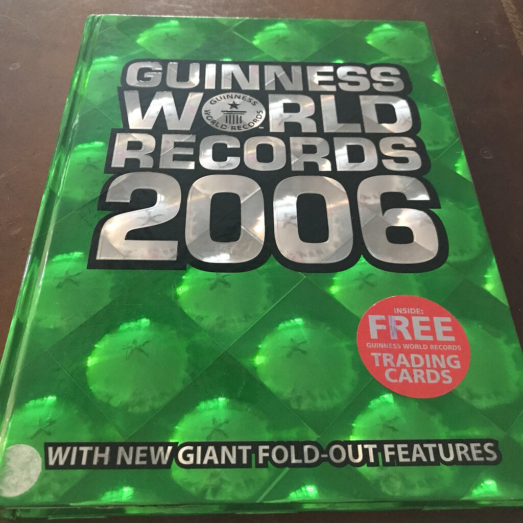 Guinness world records, 2006 -educational