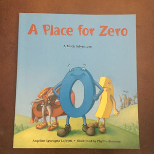 A Place for Zero (Angeline Sparagna LoPresti) -paperback