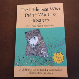 The Little Bear Who Didn't Want To Hibernate -special