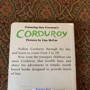 Corduroy's Day -board