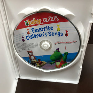 favorite children's songs-episode