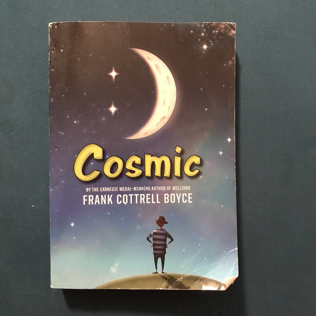 Cosmic (Frank Cottrell Boyce) -chapter