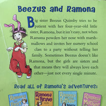 Load image into Gallery viewer, Beezus and Ramona (Beverly Cleary) -series