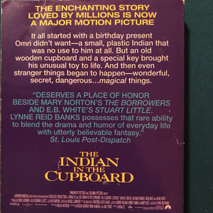 The Indian in the Cupboard (Lynne Reid Banks) -chapter