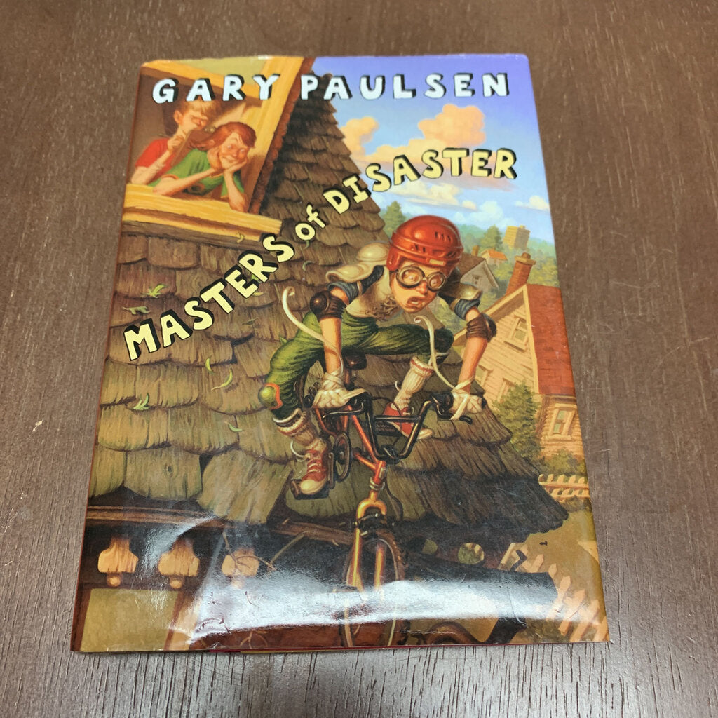 Masters of Disaster (Gary Paulsen) -chapter