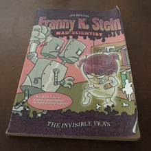 Load image into Gallery viewer, The Invisible Fran (Franny K. Stein) (Jim Benton) -series