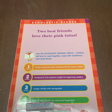 Load image into Gallery viewer, All Tutus Should Be Pink (Scholastic Reader Level 2)-reader