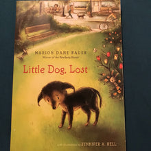 Load image into Gallery viewer, Little Dog, Lost (Marion Dane Bauer) -chapter