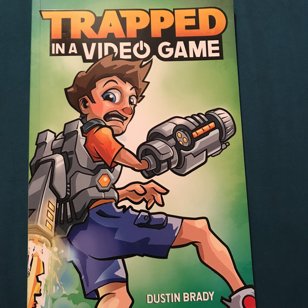 Trapped in a Video Game (Dustin Brady) -series