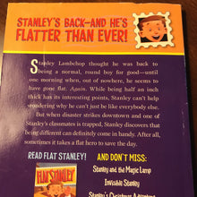 Load image into Gallery viewer, Stanley, Flat Again! (Flat Stanley) (Jeff Brown) -series