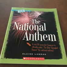 Load image into Gallery viewer, The National Anthem -educational