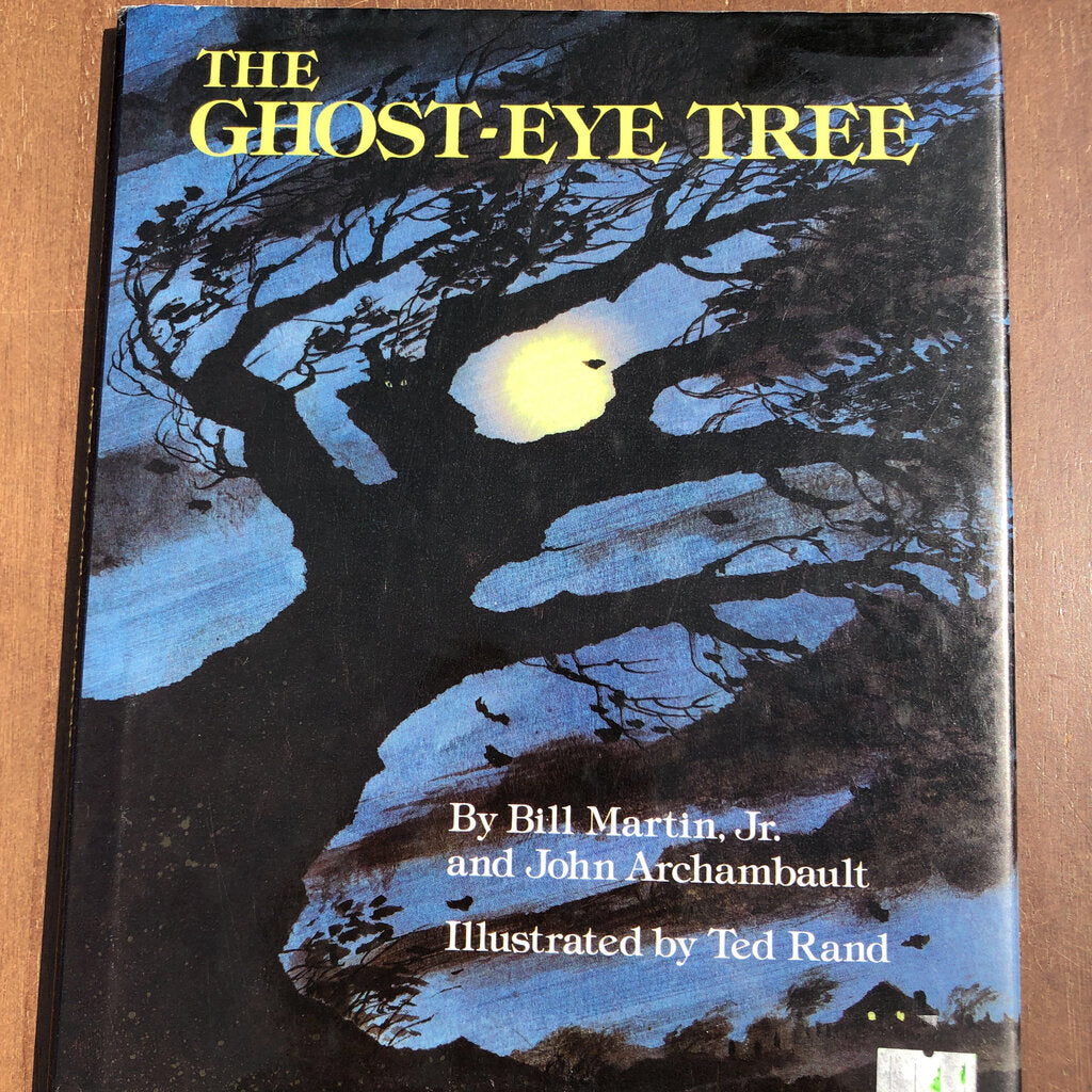 The Ghost-Eye Tree (Bill Martin) -hardcover