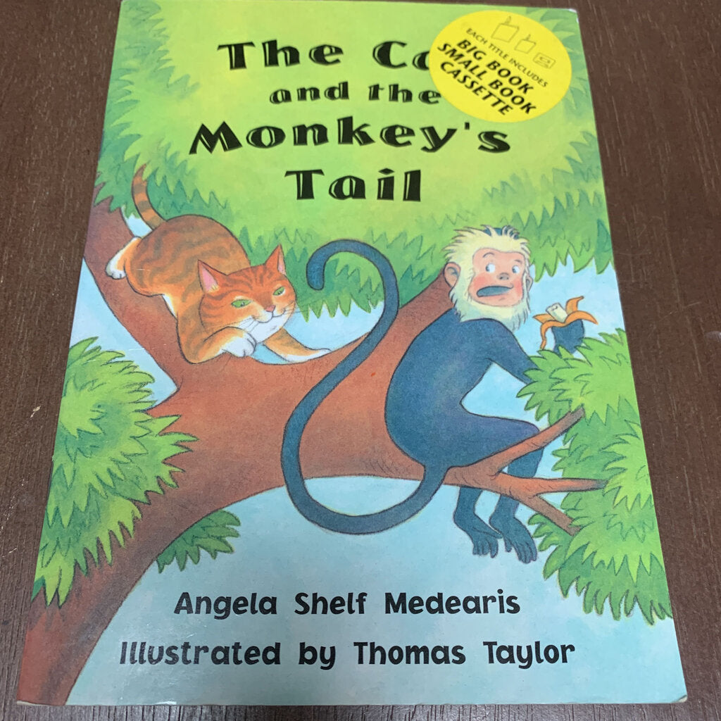The Cat and the Monkey's Tail-Reader
