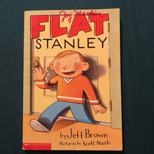 Load image into Gallery viewer, Flat Stanley (Jeff Brown) -series