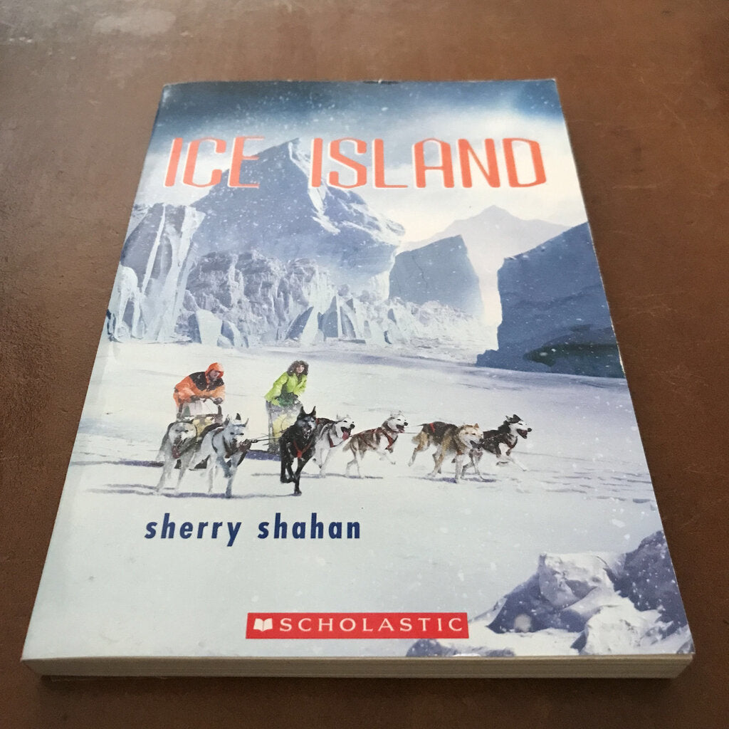 Ice Island (Sherry Shahan) -chapter