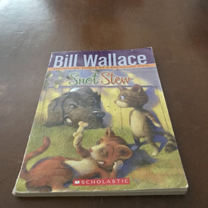 Snot Stew (Bill Wallace) -chapter