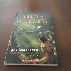 Jungle of Bones (Ben Mikaelsen) -chapter