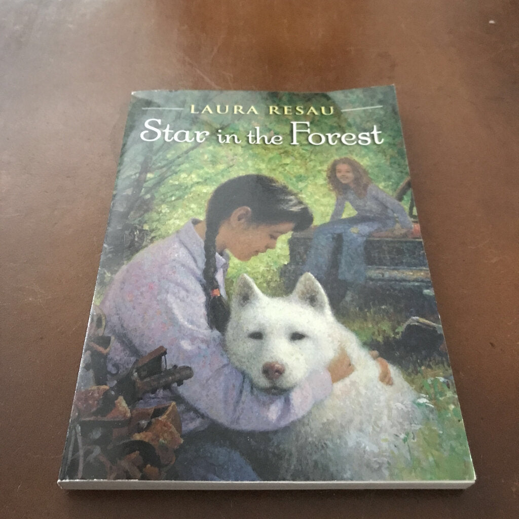 Star in the Forest (Laura Resau) -chapter