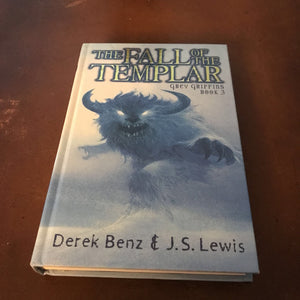 The Fall of the Templar (Grey Griffins) (Derek Benz) -series