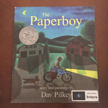 Load image into Gallery viewer, The Paperboy (Dav Pilkey) - paperback