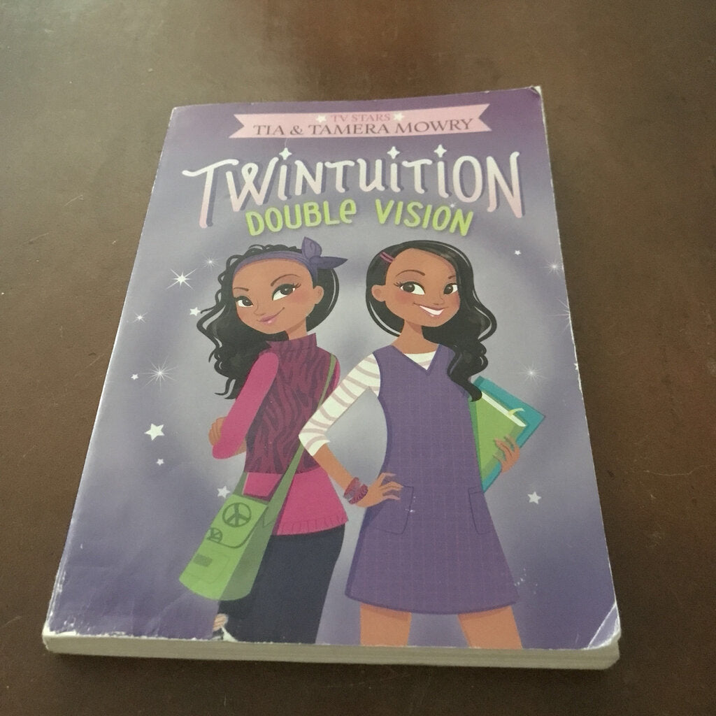 Double Vision (Twintuition) (Tia and Tamera Mowry) -series