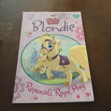 Load image into Gallery viewer, Blondie Rapunzel's Pony (Palace Pets) (Disney Princess) -special