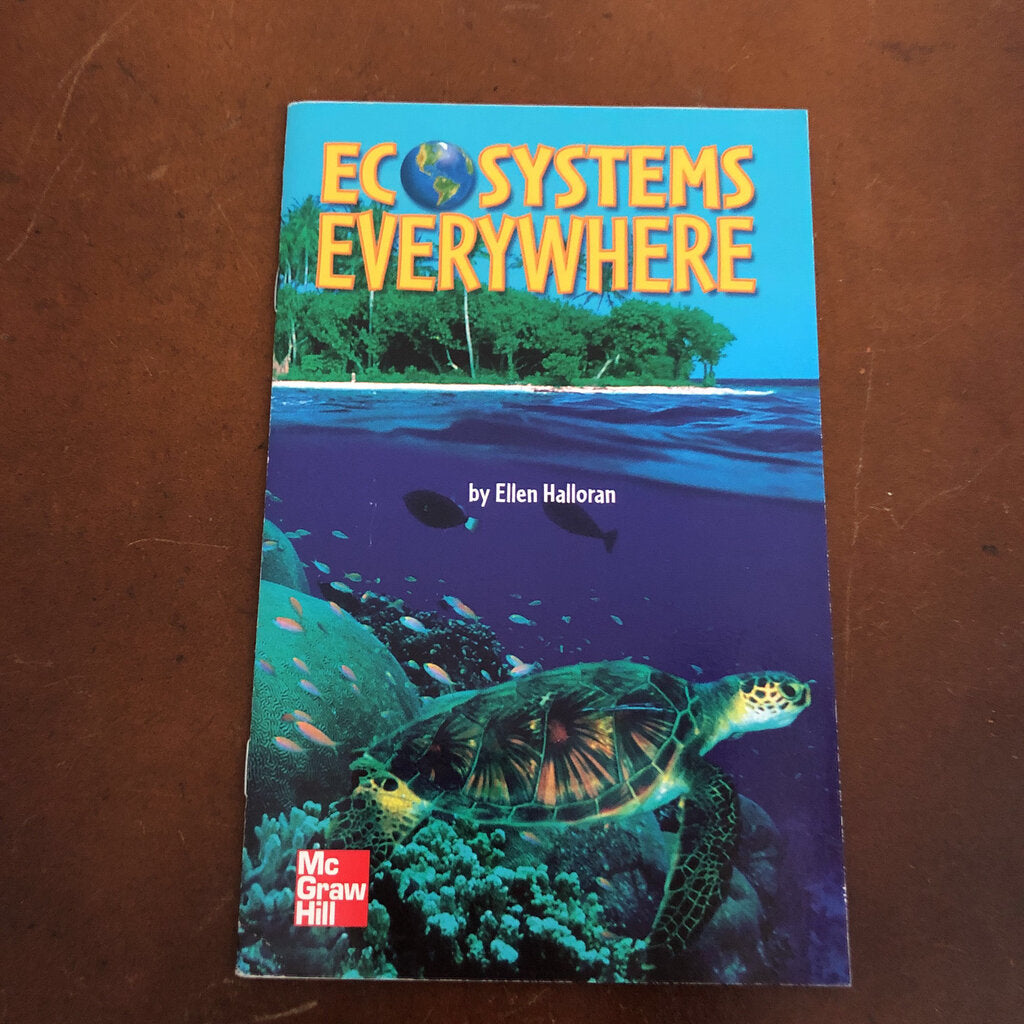 Ecosystems Everywhere - reader