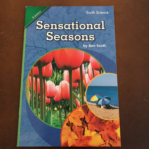 sensational seasons - reader