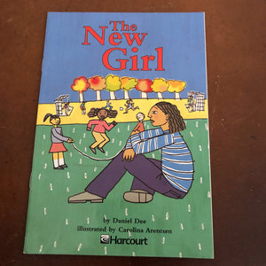 The New Girl - reader