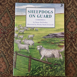 Sheepdogs on guard - reader