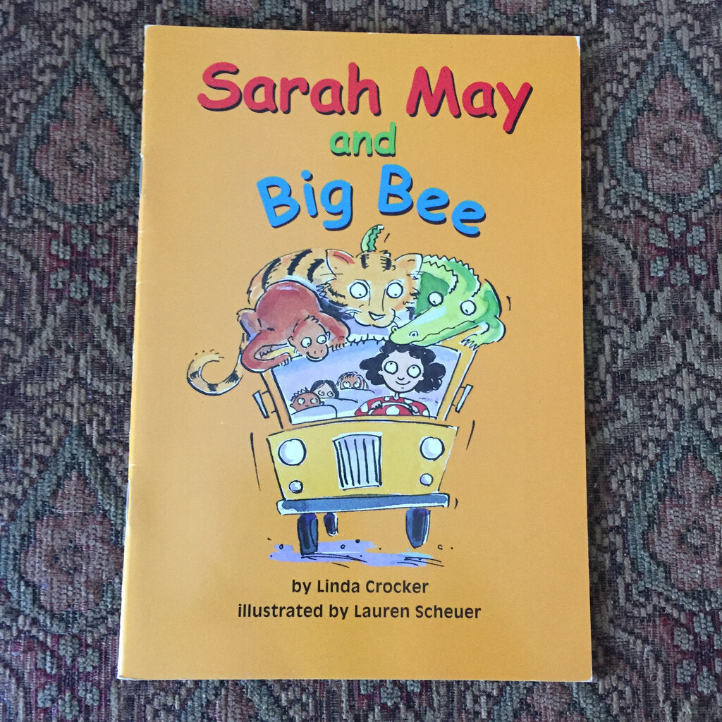Sarah May and Big Bee - reader