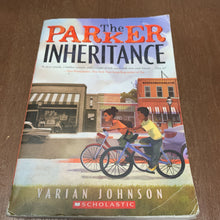 Load image into Gallery viewer, The Parker Inheritance (Varian Johnson) -chapter