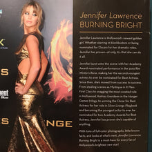Load image into Gallery viewer, Jennifer Lawrence Burning Bright (Mary Boone) -notable person